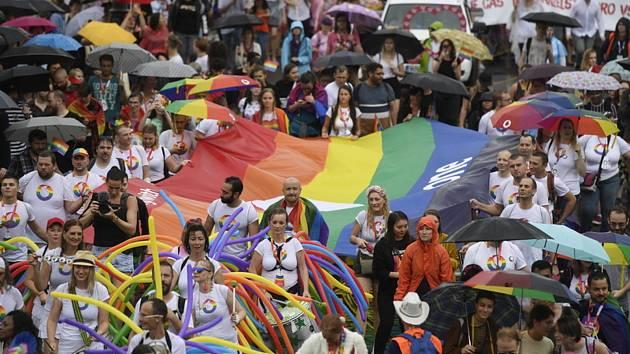 Prague Pride Parade 2019
