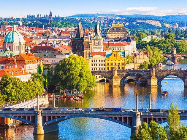 Praha. Ilustrační foto.