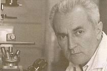 Dimitrij Slonim na archivním snímku.