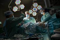 V IKEM začala mezistátní řetězová transplantace ledvin.
