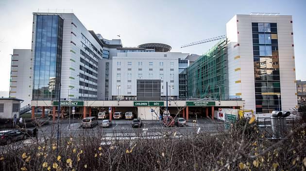 Nemocnice Motol.