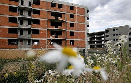 Zůstane prázdný? Zatímco dříve bývaly byty vyprodané měsíce před dokončením hrubé stavby, dnes zůstávají volné dlouho po kolaudaci./Ilustrační foto