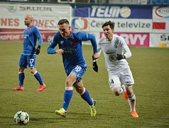 FK Mladá Boleslav - SK Slavia Praha, Foto: Miloš Moc