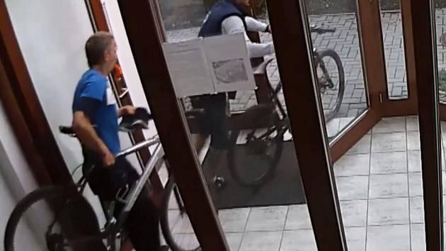 Zloději kol.