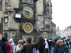 Staroměstský orloj.