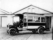 Autobus Laurin & Klement HOP