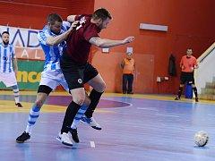 Futsalové bitvy mezi pražskou Spartou a Interobalem Plzeň bývají hodně emotivní.