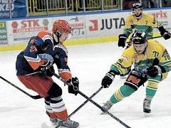 NEPOSTOUPILI. Hokejisté Letňan nepřešli přes Dvůr Králové do druhé ligy.