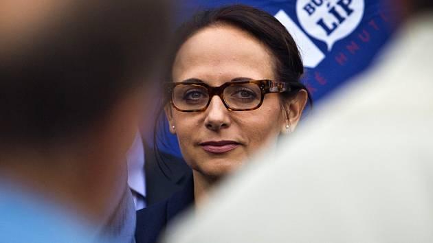 Adriana Krnáčová (Hnutí ANO).