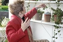 Už za pár měsíců se sedmdesátiletá Milena Holečková přestěhuje do rezidence v Kobylisích.