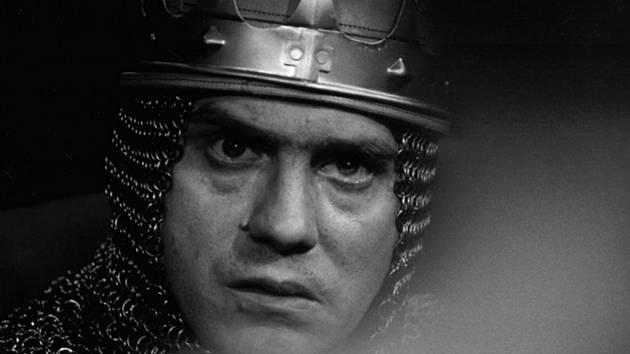 Jan Potměšil v roli Richarda III.