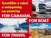 Veletrh For Caravan - For Boat - For Travel.