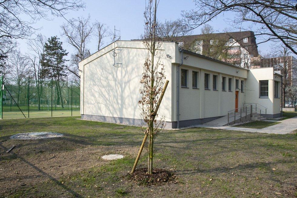 Nízkoprahové centrum v Praze 10.