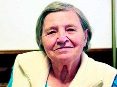Květoslava Parýzková.