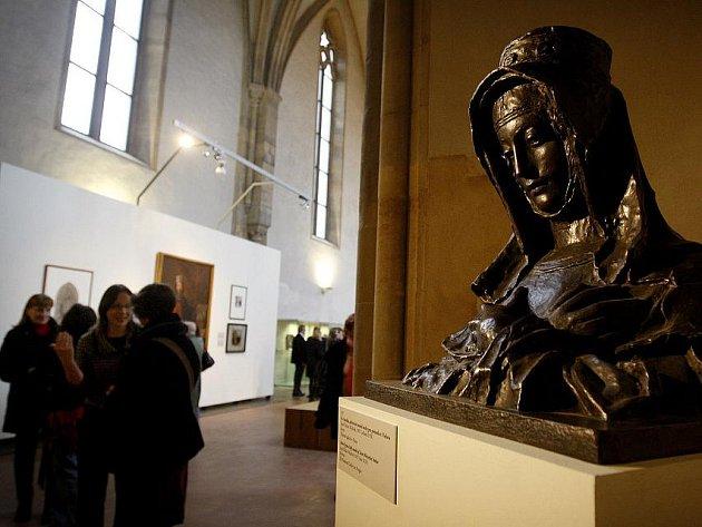 Výstava Svatá Anežka Česká – princezna a řeholnice začala 24. listopadu v Anežském klášteře v Praze.
