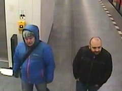 Muži podezřelí z krádeže mobilního telefonu.