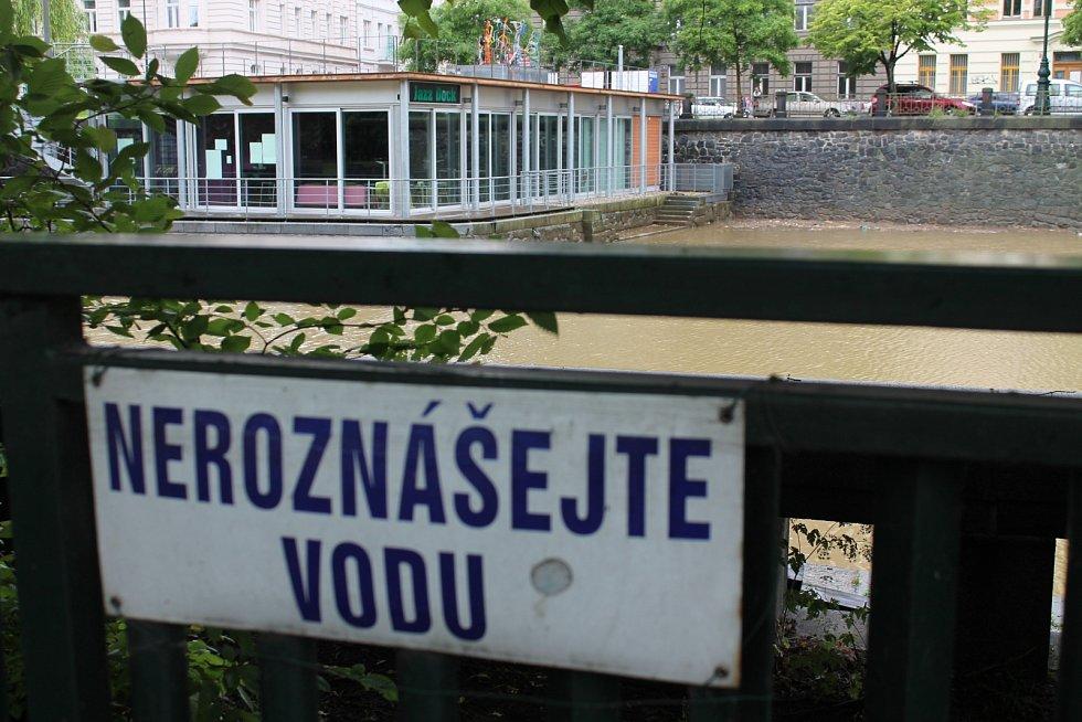 Stav nouze v Praze