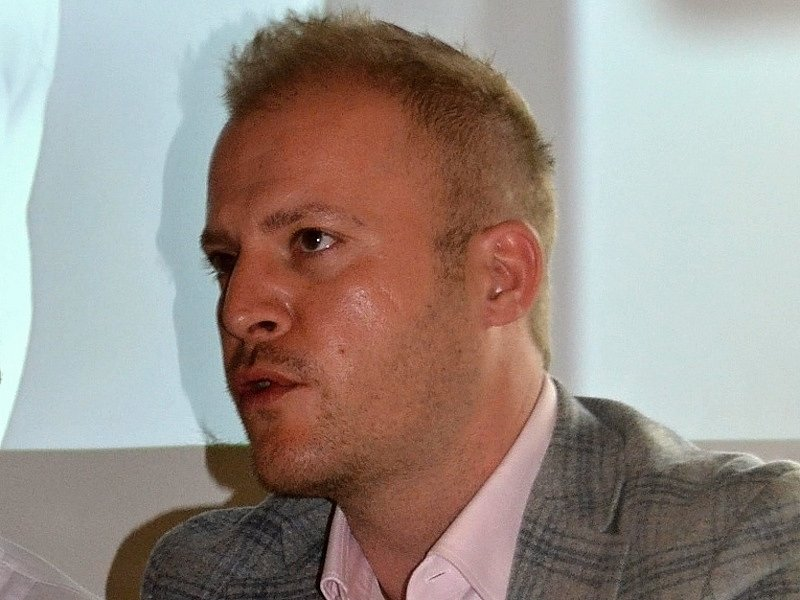 Marek Raditsch, jeden z porotců televizní soutěže MasterChef, bude na festivalu vařit.