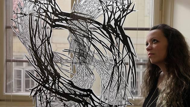 Zahájení 22. ročníku celostátní soutěžní výstavy Grafika roku 2015 a 21. ročníku Ceny Vladimíra Boudníka. Clam-Gallasův palác 15. února.