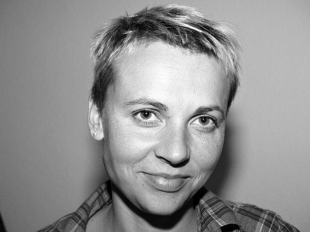 Překladatelka a rusistka Radka Rubilina.