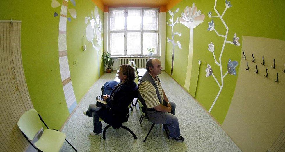 Slavnostní otevření nových ambulantních prostor na pneumologické klinice v pražské Thomayerově nemocnici
