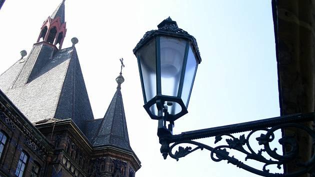 Lampa. Ilustrační foto.