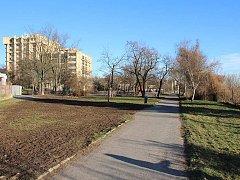 Park Dlážděnka. Ilustrační foto.