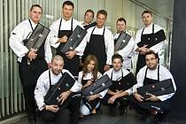 Český tým kuchařů jede obhajovat loňskou zlatou medaili.