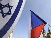 IZRAEL. Praha vyvěšením vlajek připomene židovské oběti.