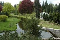 Průhonický park. Ilustrační foto.
