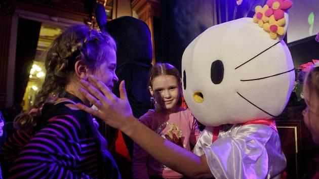 Tradiční Vánoční odpoledne Radost dětem proběhlo 7. prosince v Národním domě na Vinohradech