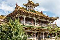 Jeden z řady objektů tvořících komplex Zimního paláce