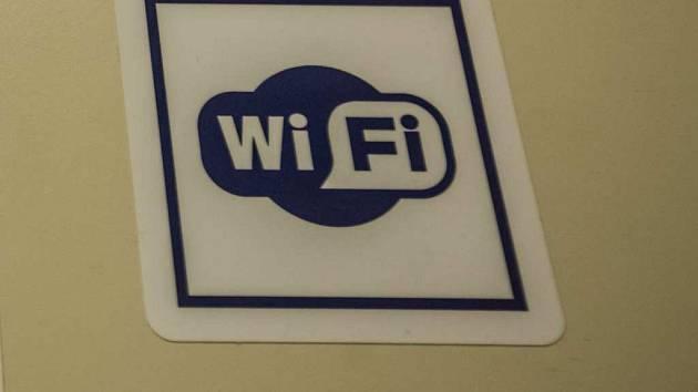 Wifi. Ilustrační foto.