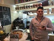 Třiadvacetiletý Jan Maryško vymýšlel koncept kavánry rok a půl