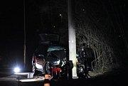 Nehoda v Nučicích.