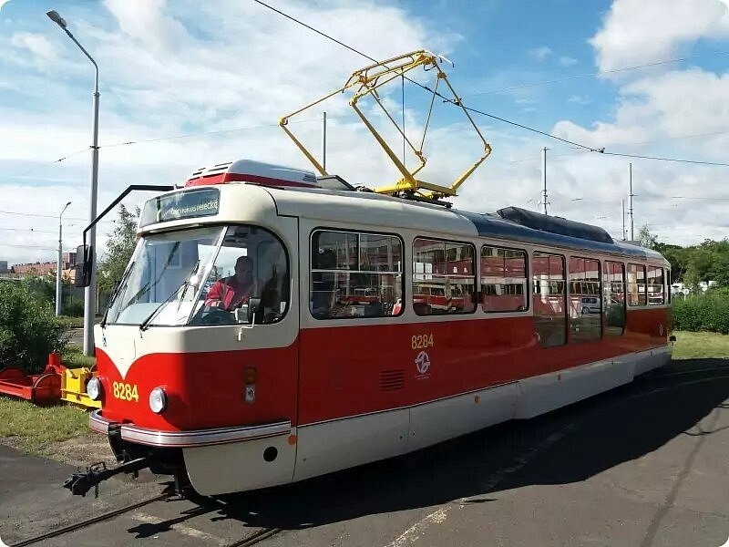 Tramvaj T3R.PLF.