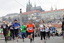 V Praze se v sobotu konal Hervis 1/2 maraton
