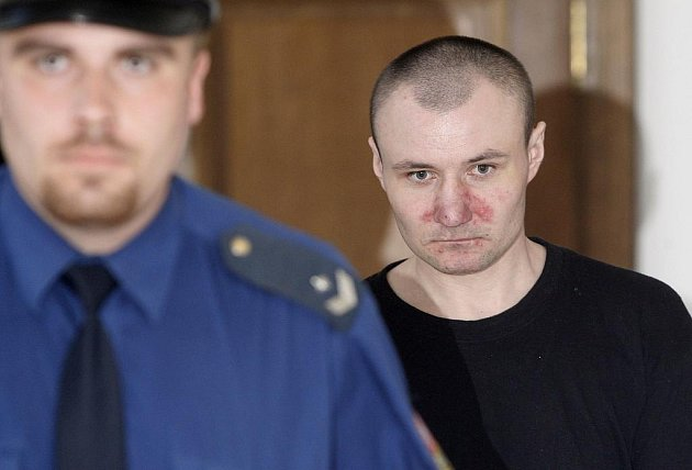 DVANÁCT LET. Tolik dostal Jiří Balarin (na snímku) za vraždu známého.