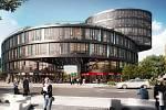 Jako první bude na konci letošního léta dostavěna administrativní budova Waltrovky Aviatica. Klientům nabídne 27 tisíc metrů čtverečních plochy nejvyššího standardu.
