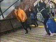 Podezřelý z krádeže v metru Florenc.