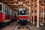 Tramvaj KT8D5 byla do provozu s cestujícími poprvé uvedena 1. července 1986.