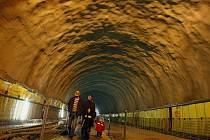 28. září se konal den otevřených dveří tunelového komplexu Blanka v úseku Letná – Pelc Tyrolka. Návštěvníci se seznámili se stavbou hloubených tunelů na Letné a s ražbou tunelů pod Stromovkou vedoucích do Troje.
