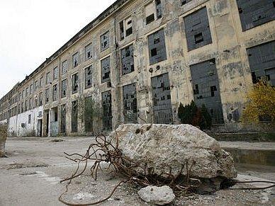 V bývalé průmyslové zóně má vzniknout až šest tisíc bytů./Ilustrační foto