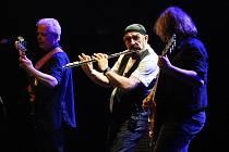 V pražském Kongresovém centru vystoupila 24. března 2019 britská kapela Jethro Tull během jubilejního turné k příležitosti 50 let své existence.
