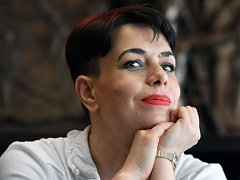 Divadelní režisérka a dramatička Katharina Schmitt.