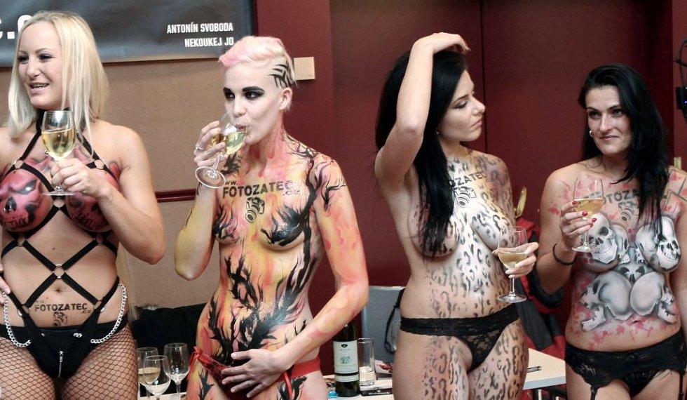 Erotický veletrh 2015 v hotelu Diplomat