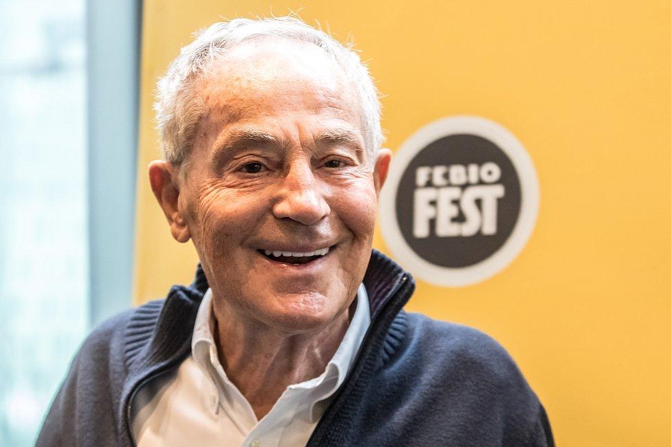 TK Febiofestu - Jan Tříska.