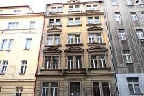Praha 7 opraví dům v Dobrovského ulici.
