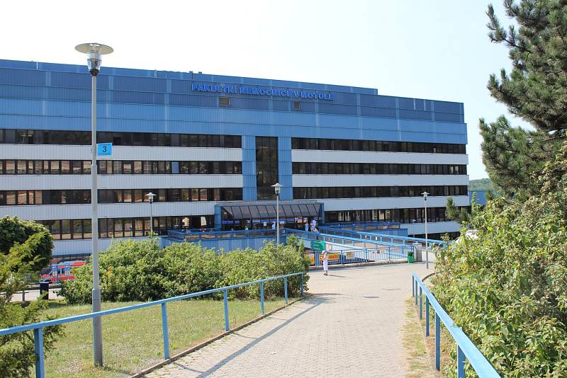 Fakultní nemocnice v Motole. Ilustrační foto.