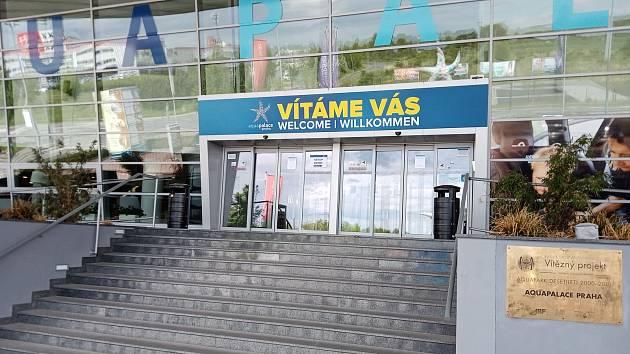 Aquapalace Praha čeká na první návštěvníky po koronavirové pauze.
